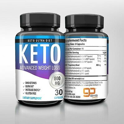 $10.99 • Buy Keto Advance Weight Loss Supplements, DIET PILLS, PURE KETO, FAT BURNING