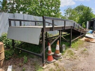 Container Loading / Unloading Ramp 10 Tonnes SWL • 4,800£