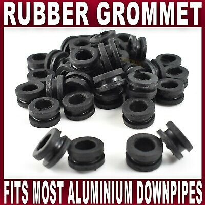 Rubber Bong Grommet Down Pipe Seal Stem Shotty Tube Downpipe Grommit Tight Ring • 2.99£