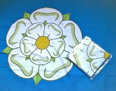 Yorkshire Flag 5ft X 3ft With Metal Eyelets • 5.95£