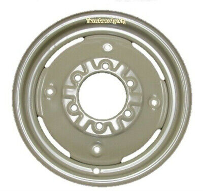 £81.95 • Buy FRONT WHEEL RIMS 4.50 X 16, PAIR, TO FIT 600 X 16 TYRE, FOR  VARIOUS TRACTORS