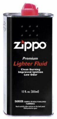 $8.33 • Buy Zippo Premium Lighter Fluid (1-Can) 12 Oz / 355 Ml, For All Flint Lighters #12FC