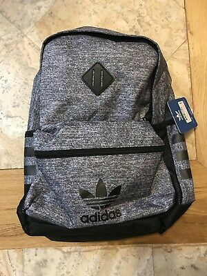 $42.70 • Buy ADIDAS Trefoil Originals Base YOUTH Backpack 18  School Bag Laptop Luggage NWT
