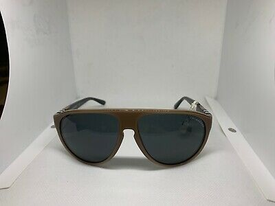 ca586426ad81 Burberry Men's Brown And Black Aviator Sunglasses BE4142 • 65.00$