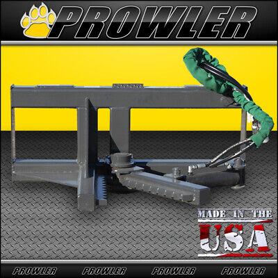 $1695 • Buy Prowler Tree And Post Puller Skid Steer Attachment, Up To 6  Trees And 8  Post
