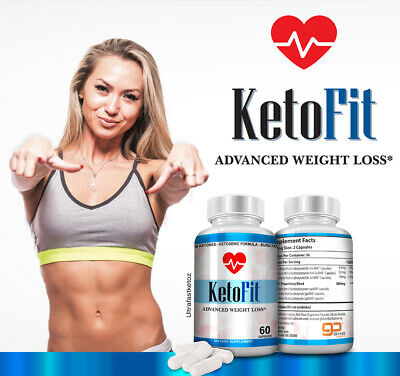 $18.45 • Buy Keto Fit Advanced Weight Loss  Pure Keto Fast Ketosis Metabolic Support