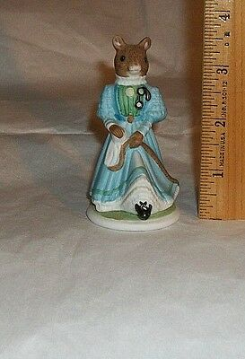 1985 Franklin Mint Woodmouse Family Figurine WINSOME Replacement Addition Piece • 7.96$