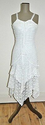 AU30 • Buy Vintage 80's DOLLY DOLLY Design Layered Skirt Party/Wedding/Formal Dress