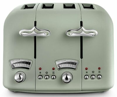 AU79.99 • Buy Argento Flora 4 Slice Toaster – Peppermint Green CT04.GR