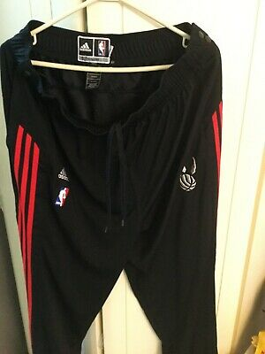 $ CDN80 • Buy Men's Adidas Raptors Tear Away Pants Size 2XLT