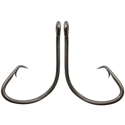 AU7.50 • Buy 8/0 Offset Circle Hooks , Fishing Hooks , Pack Qty X 20