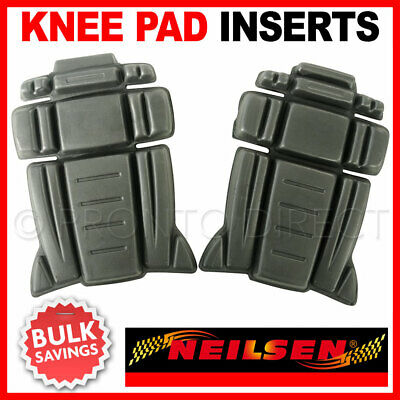 Knee Pad Inserts For Work Trousers Safety Foam Protectors Knee Guard • 10.99£