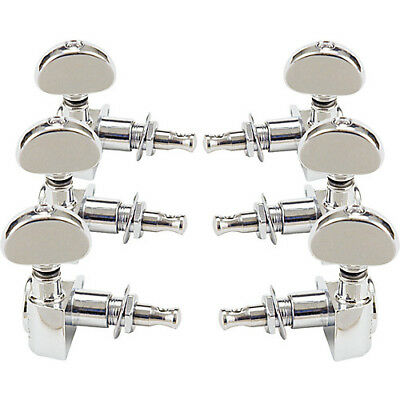 $64.99 • Buy Grover Rotomatic 3/3 Machine Heads Tuning Keys Acoustic/electric Guitar 102-18c