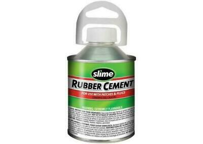 AU17.95 • Buy Slime Rubber Cement 236ml Tyre Patch Inner Tube Puncture Repair ADHESIVE GLUE