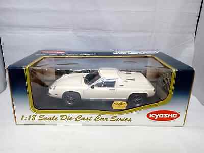 $ CDN200.16 • Buy 1:18 KYOSHO #08151W Lotus Europa Special White !