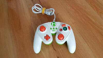 AU100 • Buy Nintendo Official Wii U Wired Fight Pad GameCube Style Controller Yoshi Edition