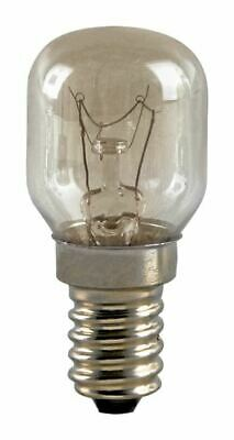 £2.69 • Buy Eveready 15w Spare Oven Appliance Replacement Bulb Ses 300 Degrees Heat S1022