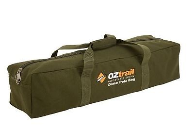 AU27.95 • Buy NEW OZtrail Canvas Dome Tent Pole Carry Storage Bag