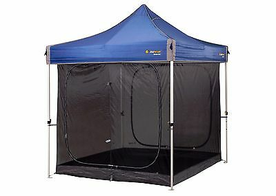 AU99.90 • Buy NEW Oztrail Screenhouse INNER 2.4m Suit Gazebo Camping Oz Trail 4WD Fishing Show