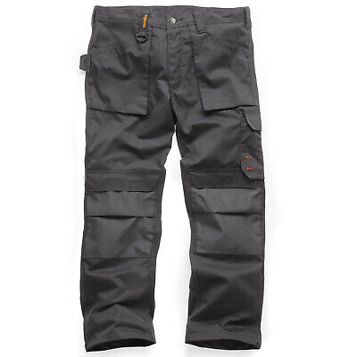 Scruffs Worker Multi Pocket Work Trousers Graphite Grey Trade (Various Sizes) • 22.95£