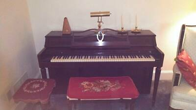 $999 • Buy 1953 Baldwin Acrosonic Spinet ORIGINAL OWNER