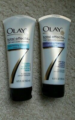 $15.99 • Buy Olay Total Effects 7-In-1 Anti Aging Cleanser 6,5 Fl Oz (192ml)