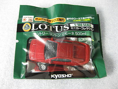 $ CDN13.05 • Buy LOTUS Esprit V8 Red Kyosho 1:100 Scale Diecast Model Car