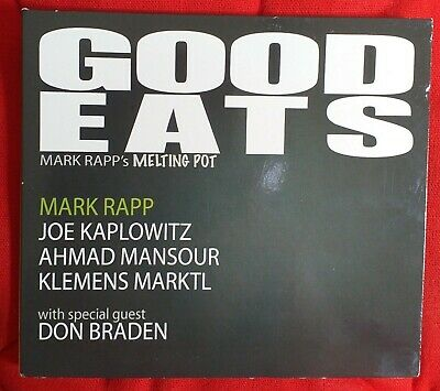 Mark Rapp's Melting Pot (Good Eats) Cd • 5.99£