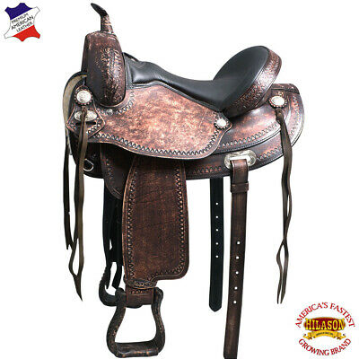 endurance saddle 16