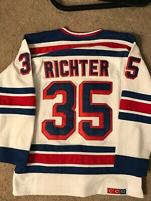 on sale 5ebef 866ad mike richter jersey