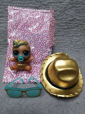 $ CDN26.23 • Buy ORIGINAL Ultra Rare LOL Surprise Dolls 24K GOLD LIL LUXE SERIES 2