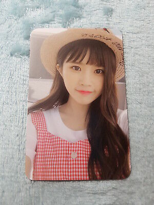 $ CDN3.90 • Buy Fromis_9 2nd Mini Album To. Day DKDK Hayoung Type-B Photo Card K-POP*(23