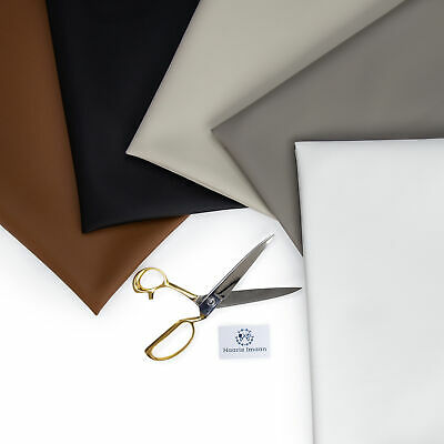 Faux Leather Material Premium Upholstery Leatherette Vinyl Leathercloth  • 8.99£