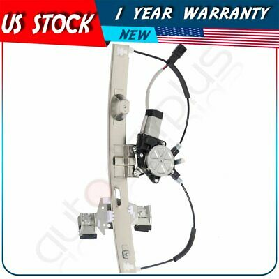 $62.09 • Buy New Power Window Regulator Fits 04-08 Pontiac Grand Prix Rear Right With Motor