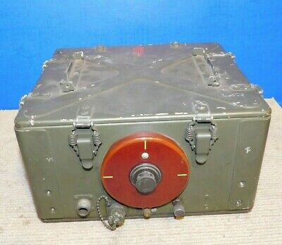 $99 • Buy US Army Signal Corps BC-1335-A Receiver Transmitter Espey Military Radio Tube