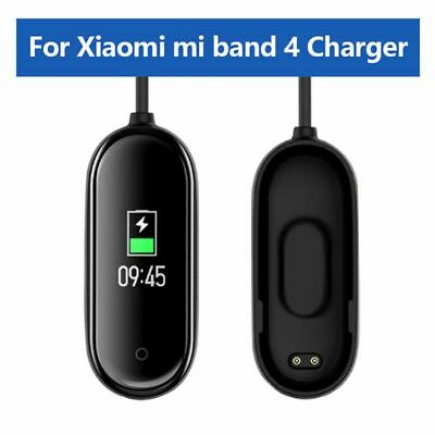 Magnetic Charger USB Charging Cable For 2019 Xiaomi Mi Band 4 Smart Bracelet • 5.22$