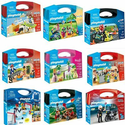 Playmobil Carry Cases • 12.99£