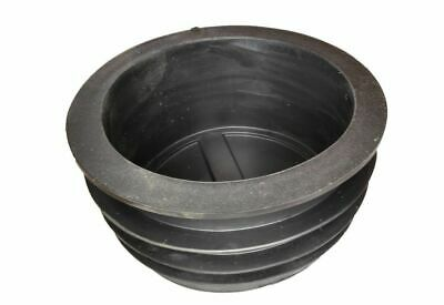 110mm Soil Pipe Temporary Plug / Bung Made By McAlpine Part No. CAP100  • 7.45£