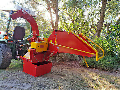AU2795 • Buy Tractor PTO Drive Wood Chipper 8 , 3 Point Linkage