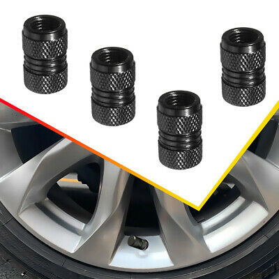 $1.34 • Buy 4x Universal Metal Tyre Valve Alloy Dust Caps Cover Car Motorbike Bike Van Parts