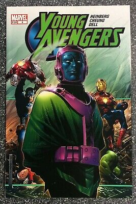 Young Avengers #4 • 4.99£