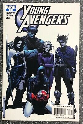 Young Avengers #6 First Appearance Of Kate Bishop • 39.99£