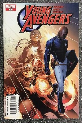Young Avengers #8 First Print • 4.99£
