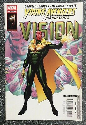 Young Avengers Presents #4 Vision • 3.99£