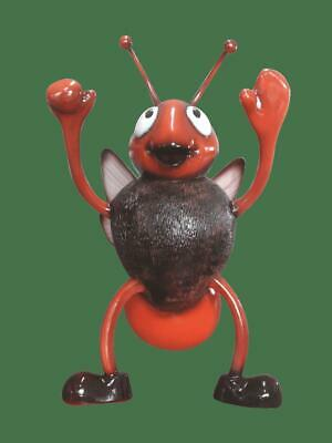 $607.20 • Buy Comic Insect Bee Bug Animal Prop Resin Decor Statue
