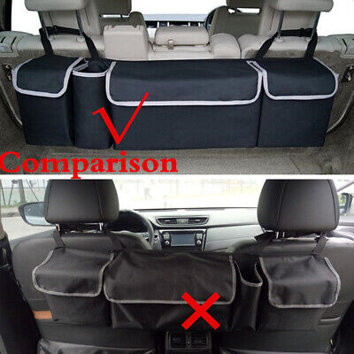 AU27.24 • Buy High Capacity Capacity Oxford Car Seat Back Organizer For Interior Accessories