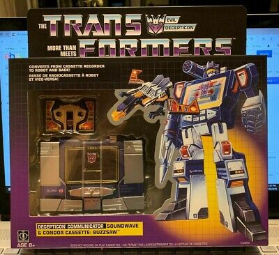Transformers G1 Soundwave   Compare Prices on Dealsan