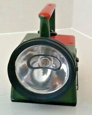 Ex Mod Railway Lamp - Army Signalling Torch - Bardic Type - Four Colour Beams T3 • 35£