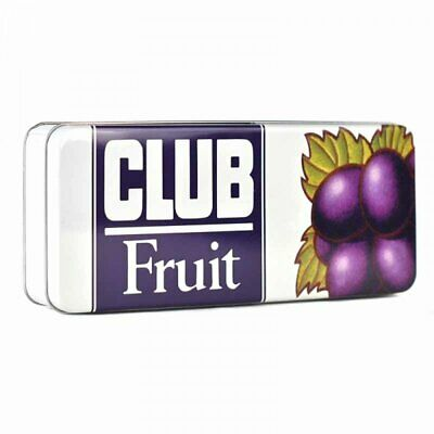 Retro Style Jacobs Club Metal Storage Biscuit Tin Box Container Fruit  • 7.95£