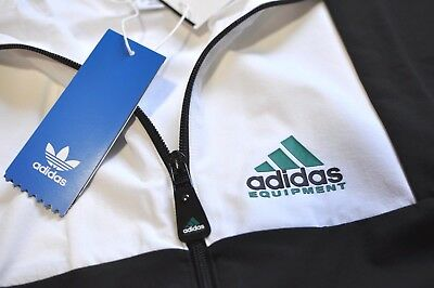$ CDN101.72 • Buy Adidas EQT Equipment Windbreaker Jacket Mens L